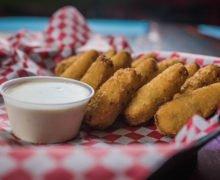 Cheddar Cheese Rockets
