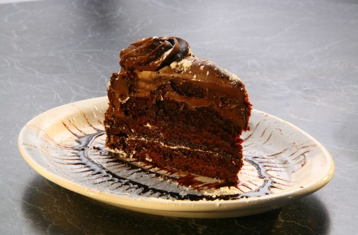 Fudgy Wudgy Chocolate Cake