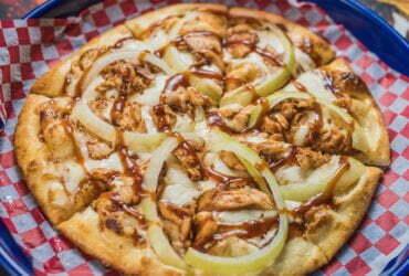 Bar-B-Que Pizza