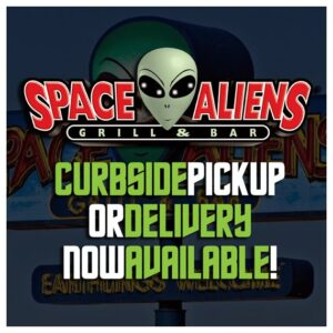 Space Aliens Delivery